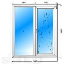Тип окна - 1 - Одесса